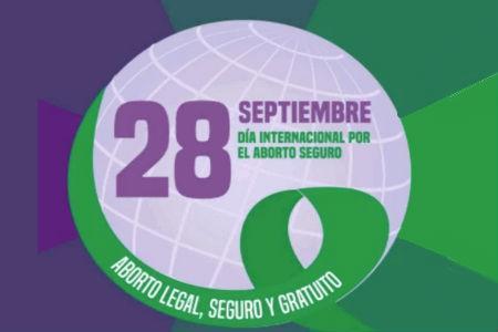 28 S Día de Lucha por el Derecho al Aborto Legal y Seguro
