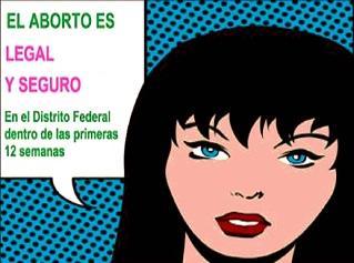 Aborto Legal Distrito Federal
