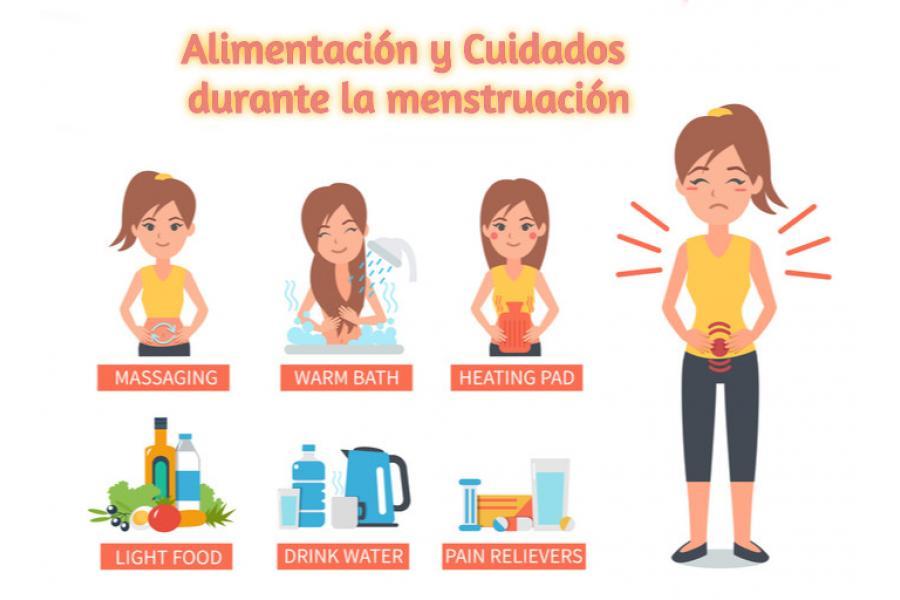 ¿Qué comer según la fase del ciclo menstrual en la que estas?