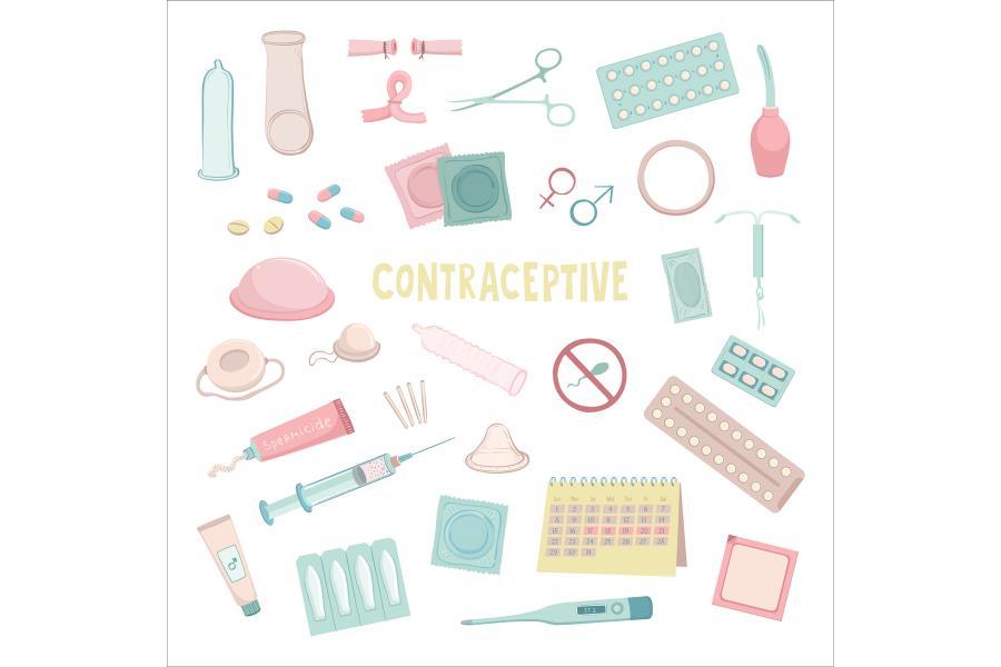 Métodos anticonceptivos entre los adolescentes