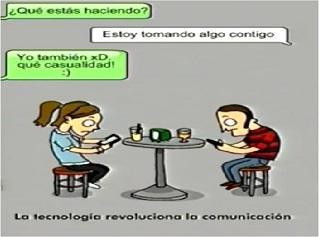 la tecnologia revoluciona la comunicación