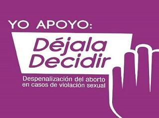 Despenalización del aborto en caso de violación