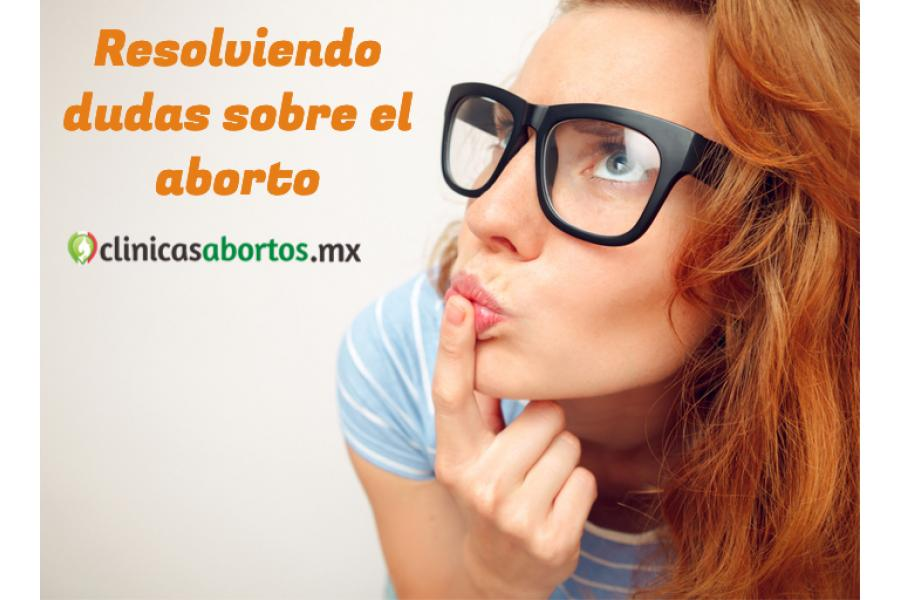 Resolvemos dudas frecuentes sobe el Aborto Legal en México