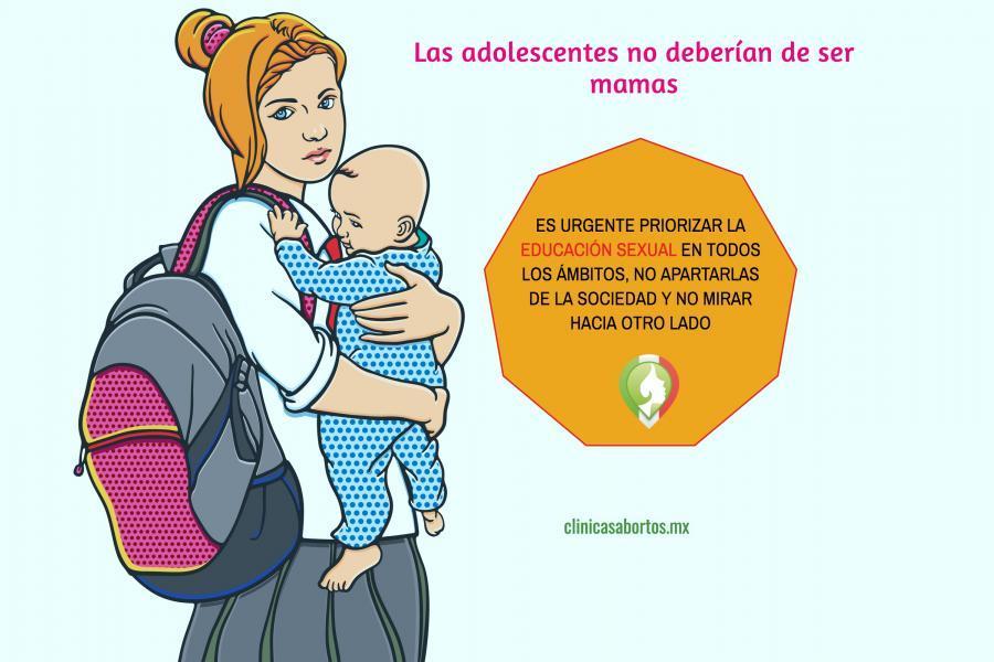 Crean ayudas para madres adolescentes del Edoméx
