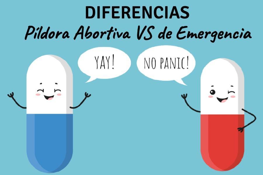 Diferencias esenciales entre la pastilla abortiva y de emergencia