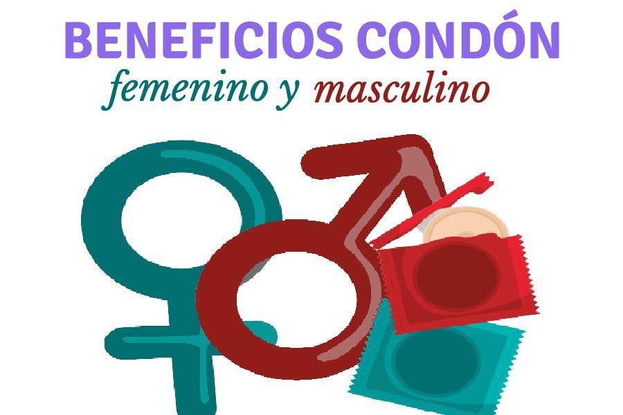 Descubre los beneficios del uso del condón