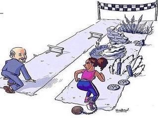 obstaculos igualdad