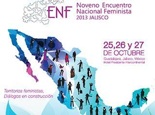 encuentro nacional feminista jalisco