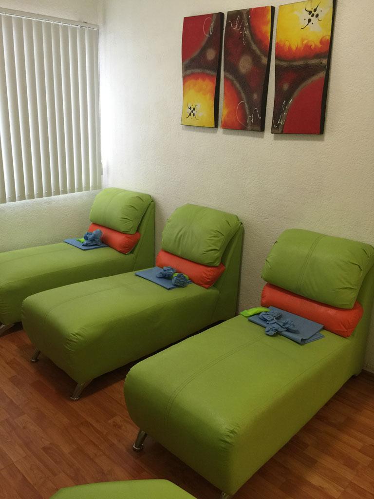 Sala de recuperación