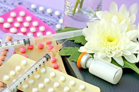 Métodos anticonceptivos para mujeres